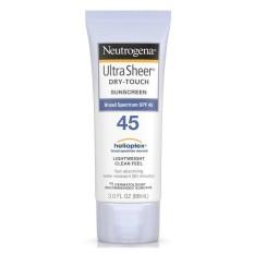 Kem Chống Nắng Toàn Thân Neutrogena Ultra Sheer Dry-Touch Sunscreen Spf 45 88Ml