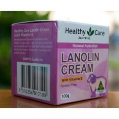 Kem nhau thai cừu Úc Lanolin & Vitamin E làm trắng da tự nhiên