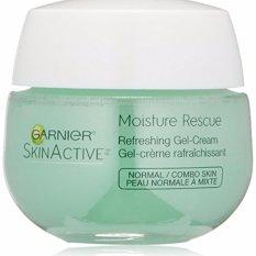 Kem dưỡng ẩm Garnier Moisture Rescue Refreshing Gel-Cream dành cho da thường và da hỗn hợp
