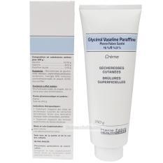 Kem dưỡng chữa nẻ, chàm Glycerol Vaseline Faraffine Creme 250gr