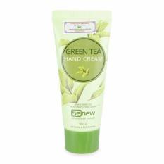 Kem dưỡng da tay Green Tea Moisturizing Hand Cream Hàn Quốc 50ml – Hàng chính hãng