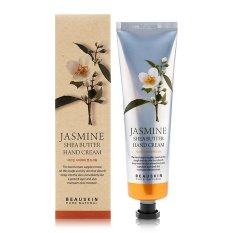 Kem dưỡng da tay từ hoa nhài Beauskin Jasmine Shea Butter Hand Cream 100ml (Hàng Chính Hãng)