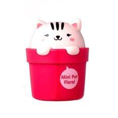 THEFACESHOP – Kem Dưỡng Tay Cung Cấp Ẩm Lovely Meex Mini Pet Perfume Hand Cream 03 White Floral 30ML