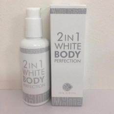 Dưỡng Thể Trắng Da 2 In 1 White Body Perfection