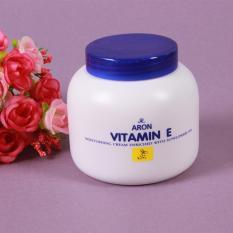 Kem Dưỡng Trắng Da và Dưỡng Ẩm Aron Bổ Sung Vitamin E