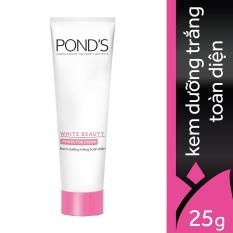 Giá Niêm Yết Kem dưỡng trắng toàn diện trắng hồng rạng rỡ Pond's White Beauty 25g