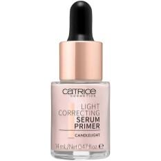 Kem lót bắt sáng Catrice Light Correcting Serum Primer 14ml