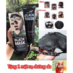 Kem lột mụn than tre Black Mask Charcoal – TẶNG – 1 Miếng đắp mặt nạ dưỡng da