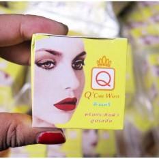 Kem Nghệ Q' Care White Trị Mụn, Làm Sáng Mịn Da Thái Lan