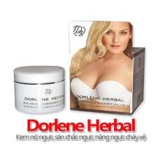 Kem nở ngực săn chắc và dưỡng trắng ngực Dorlene Herbal – Thái Lan 100ml