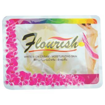 Kem Tắm Trắng - Giữ Ẩm Da Flourish - 150ml - T1F72