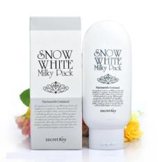 Sữa tắm toàn thân Snow White Milky Pack 200g làm trắng và mịn da