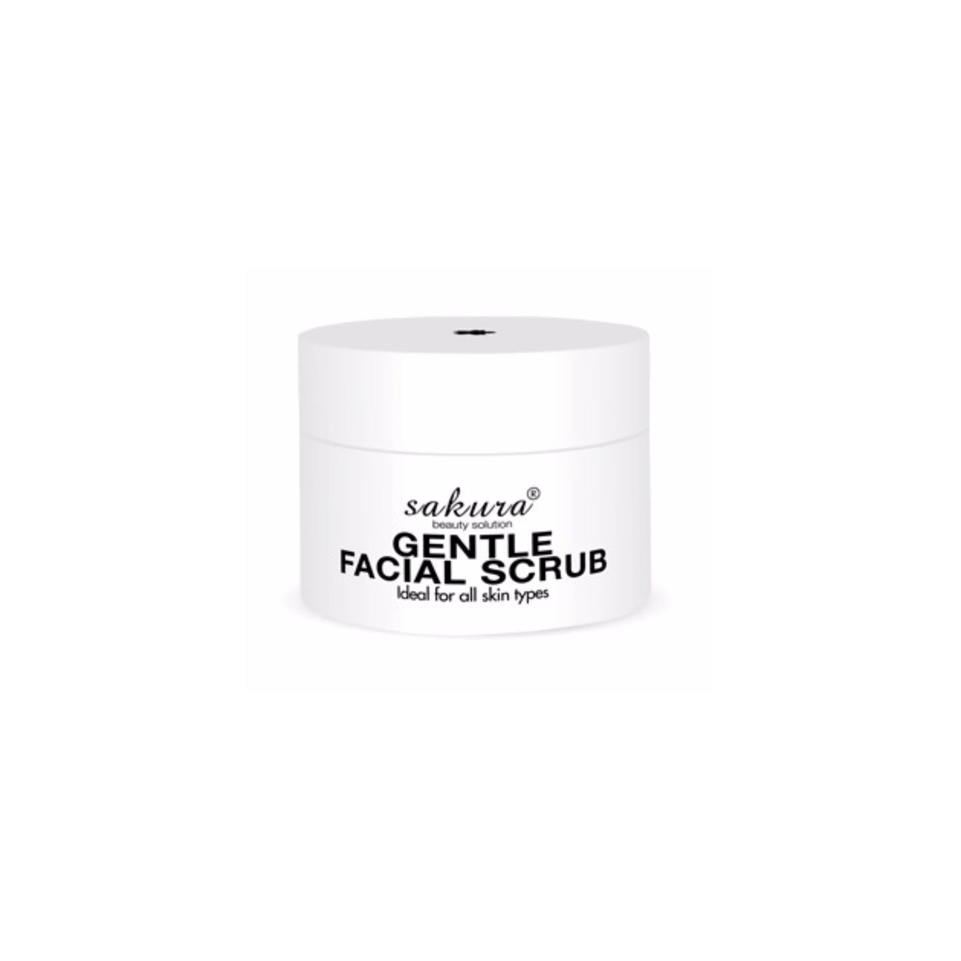Kem Tẩy Tế Bào Chết Sakura Gentle Facial Scrub 30ml