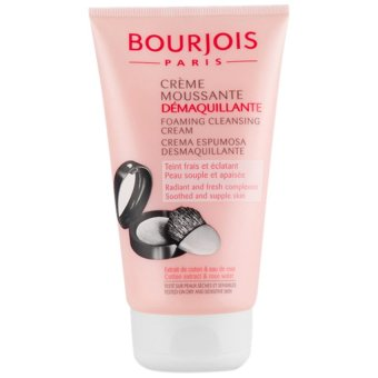 Kem tẩy trang dạng bọt Bourjois Creme Moussante Foaming CleansingCream 150 ml