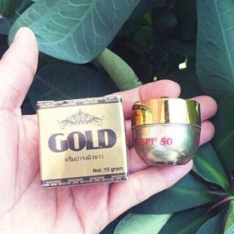 KEM TRẮNG DA MẶT FACE GOLD - LÊN TONE DA NGAY SAU 7 NGÀY SỬ DỤNG