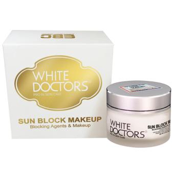 Kem Trang Điểm Trắng Da Chống Nắng White Doctors Sun Block Makeup 40ml - 8837034 , WH387HBBAZD6VNAMZ-882699 , 224_WH387HBBAZD6VNAMZ-882699 , 480000 , Kem-Trang-Diem-Trang-Da-Chong-Nang-White-Doctors-Sun-Block-Makeup-40ml-224_WH387HBBAZD6VNAMZ-882699 , lazada.vn , Kem Trang Điểm Trắng Da Chống Nắng White Doctors Sun Block