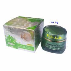 Kem trị Nám, Trắng da, Tái tạo, Xóa tàn nhang dưỡng chất Collagen và Tổ Yến OHIO (18g)