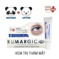 Nơi Bán Kem trị thâm quầng mắt Cream Kumargic Concetrated Trial Of Below Eye 20g