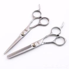 Kéo cắt tóc jaguar, bộ 2 kéo cắt và tỉa tóc – hàng Chất lượng cao – Vinhkhangshop
