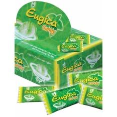 Kẹo ngậm thảo dược Eugica Candy (hộp 100 viên)