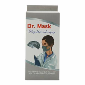 Khẩu trang y tế 4 lớp than hoạt tính Dr. Mask KT 03 - 8826003 , VI259HBAA31LYOVNAMZ-5298912 , 224_VI259HBAA31LYOVNAMZ-5298912 , 36600 , Khau-trang-y-te-4-lop-than-hoat-tinh-Dr.-Mask-KT-03-224_VI259HBAA31LYOVNAMZ-5298912 , lazada.vn , Khẩu trang y tế 4 lớp than hoạt tính Dr. Mask KT 03