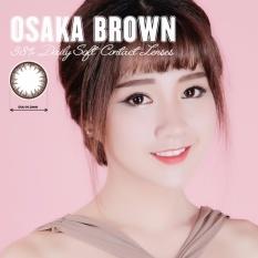 Kính Áp Tròng Eye Secret màu Osaka Brown (Nâu) – Dòng 1 Ngày