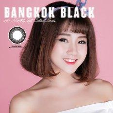 Kính Áp Tròng Màu Dùng 1 Tháng Eye Secret – Bangkok Black (Đen)