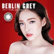 Kính Áp Tròng Màu Dùng 3 Tháng Eye Secret – Berlin Grey (Xám)