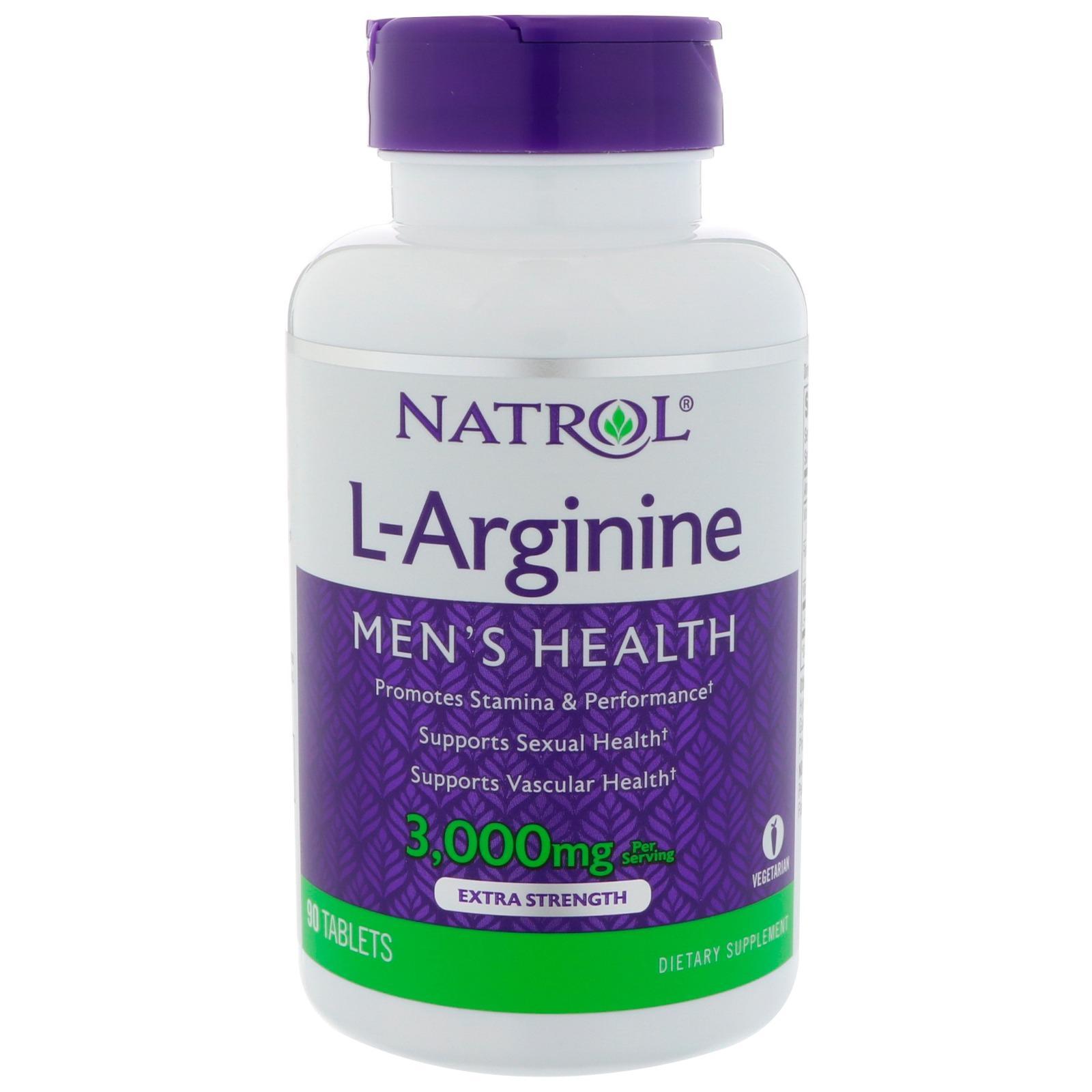 So Sánh Giá L-Arginine 3000 Mg Cải Thiện Sinh Lý Phái Mạnh, Mẫu mới 90 viên