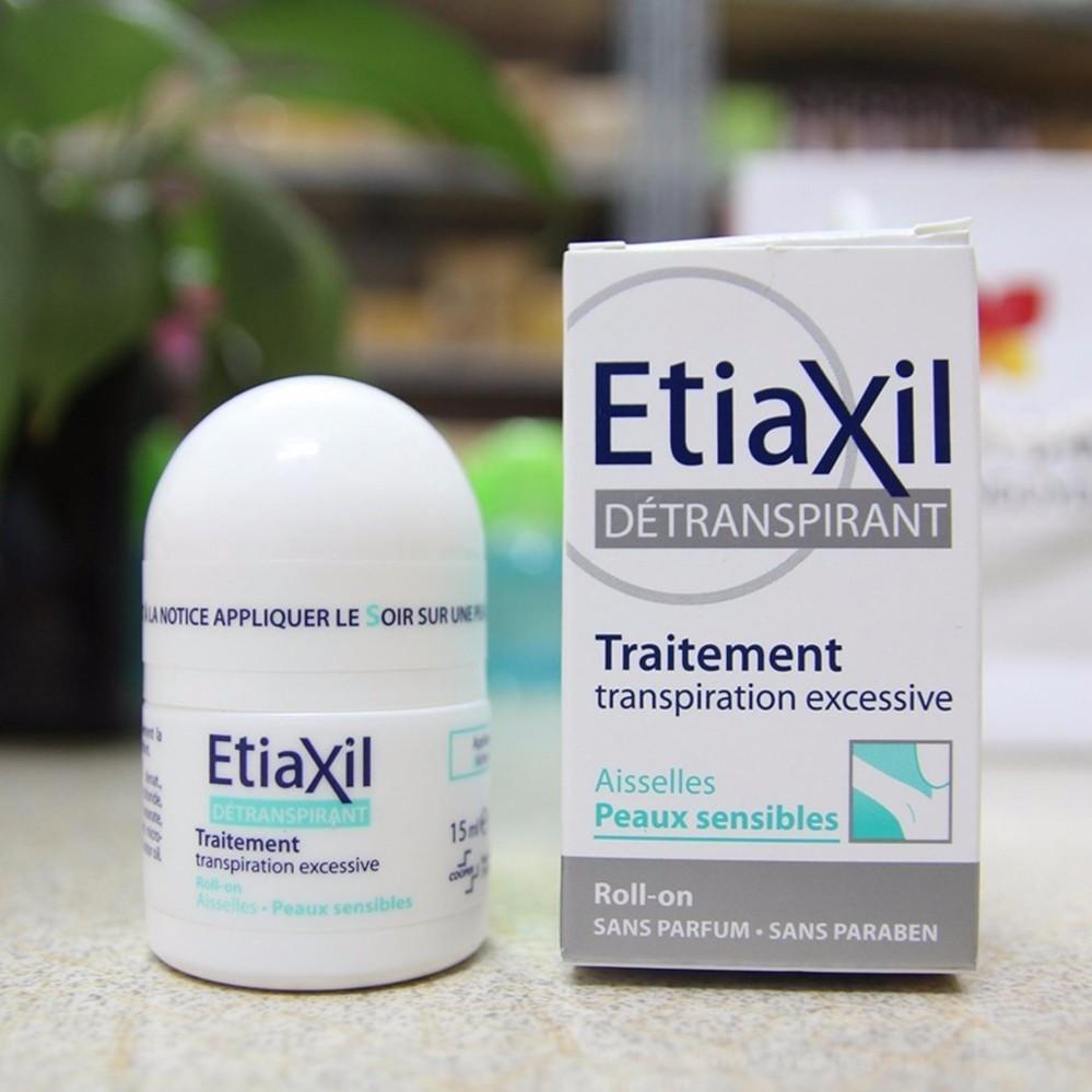 Nơi Bán Lăn khử mùi Etiaxil cho da nhạy cảm 15m