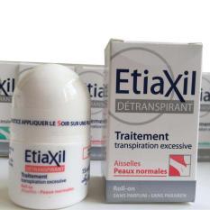 Lăn khử mùi Etiaxil đặc trị hôi nách dành cho da thường 15ml