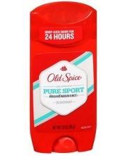 Lăn khử mùi Old Spice Pure Sport High Endurance 85g – đỏ