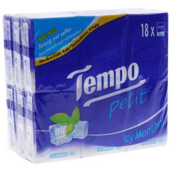 Lốc khăn giấy cao cấp Tempo Petit Icy Menthol 18 gói - 8771867 , TE023HBAA2PD8HVNAMZ-4635284 , 224_TE023HBAA2PD8HVNAMZ-4635284 , 95000 , Loc-khan-giay-cao-cap-Tempo-Petit-Icy-Menthol-18-goi-224_TE023HBAA2PD8HVNAMZ-4635284 , lazada.vn , Lốc khăn giấy cao cấp Tempo Petit Icy Menthol 18 gói