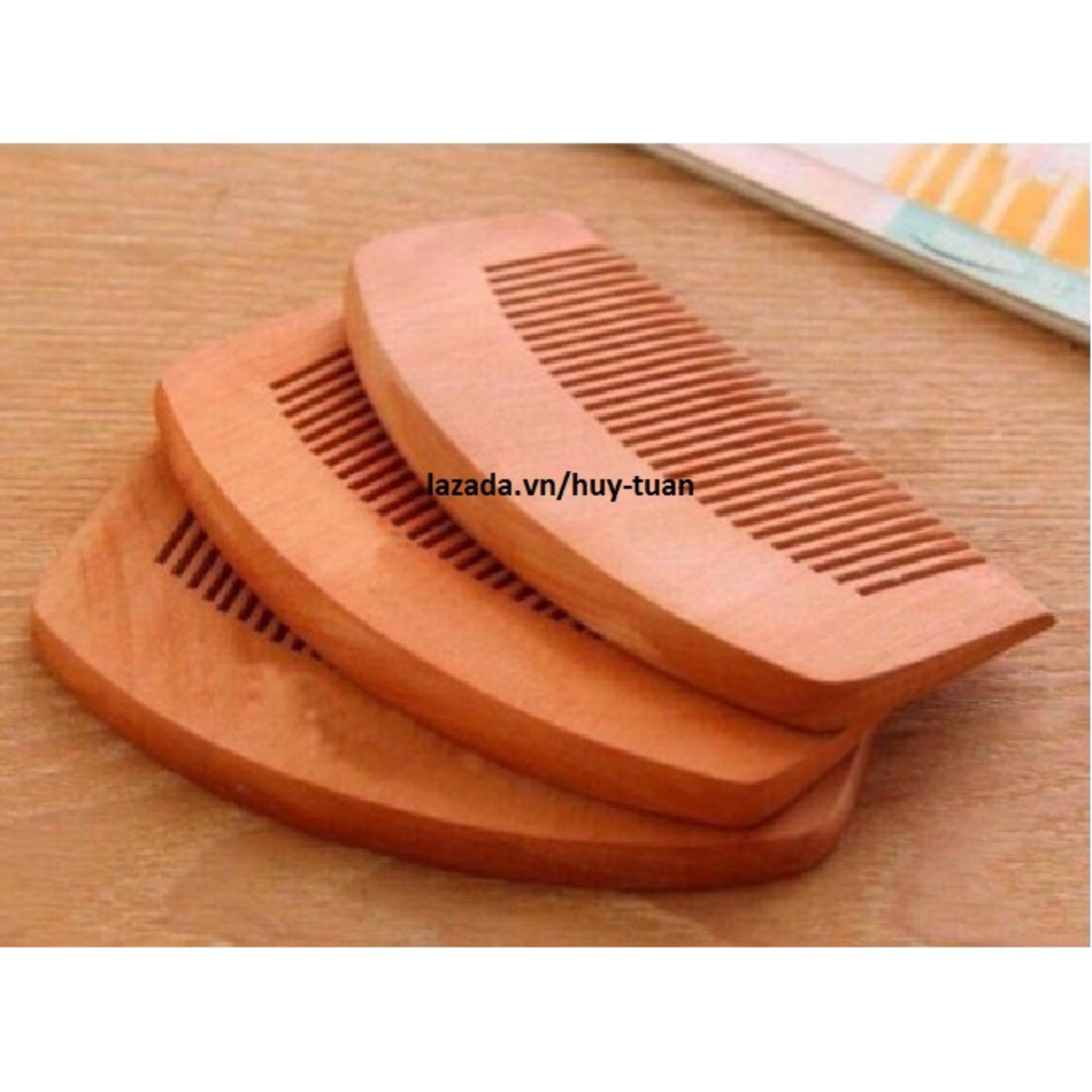 Lược chải đầu bằng gỗ chất lượng cao