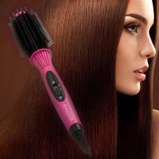 Vì sao mua Lược điện uốn tóc đa năng