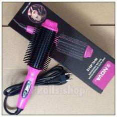 Lược tạo kiểu tóc đa năng Nova LS-189