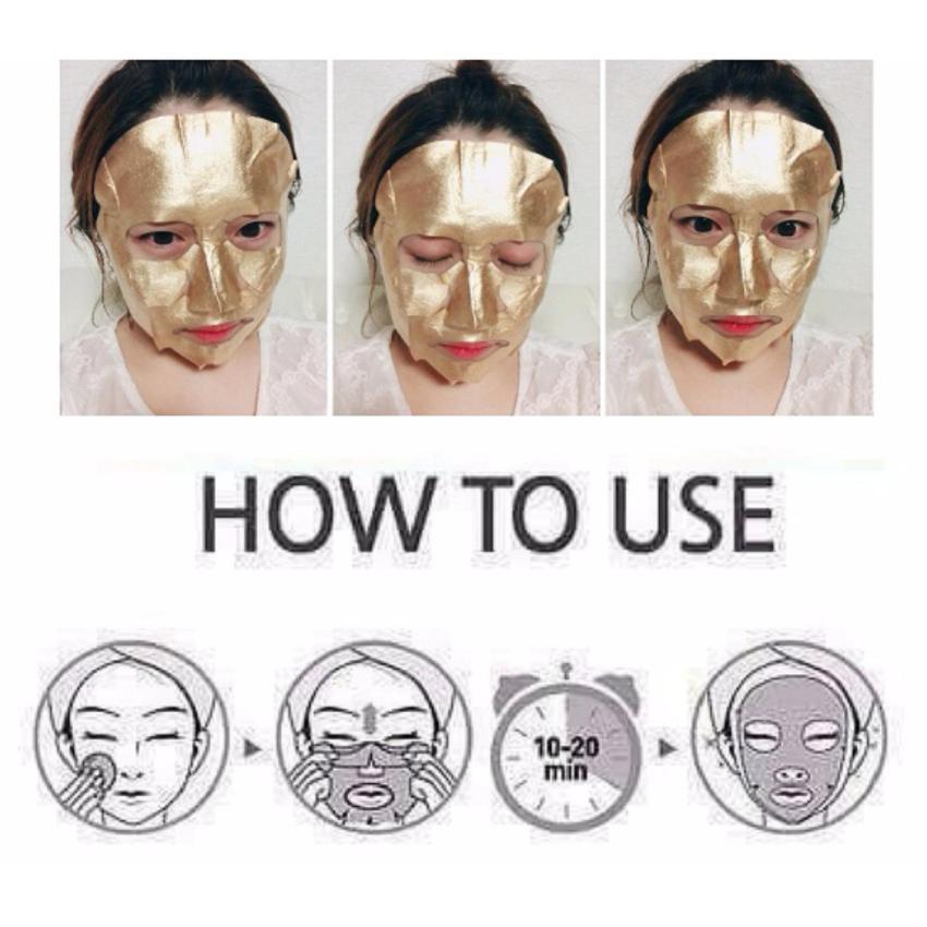 Kết quả hình ảnh cho Combo 5 Mặt Nạ Chống Lão Hóa, Tăng Độ Đàn Hồi Banobagi Vita Cocktail Foil Mask Hàn Quốc Dành Cho Da Khô 30Ml x10 #Age