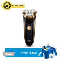 Máy cạo râu cao cấp Flyco FS360 – Hàng nhập khẩu