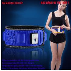 Máy đeo giảm mỡ bụng, May deo tap bung – Đai massage V5, giảm cân hoàn hảo 360 độ, không gây khó chịu – BH 1 đổi 1 bởi VIỆT NAM STORE