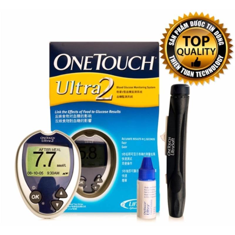 Nơi bán Máy đo đường huyết One Touch Ultra 2