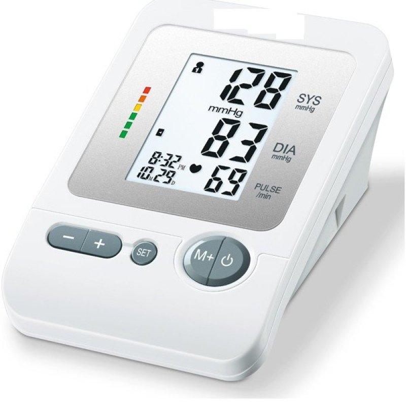 Nơi bán Máy đo huyết áp bắp tay Beurer BM26 (Trắng)
