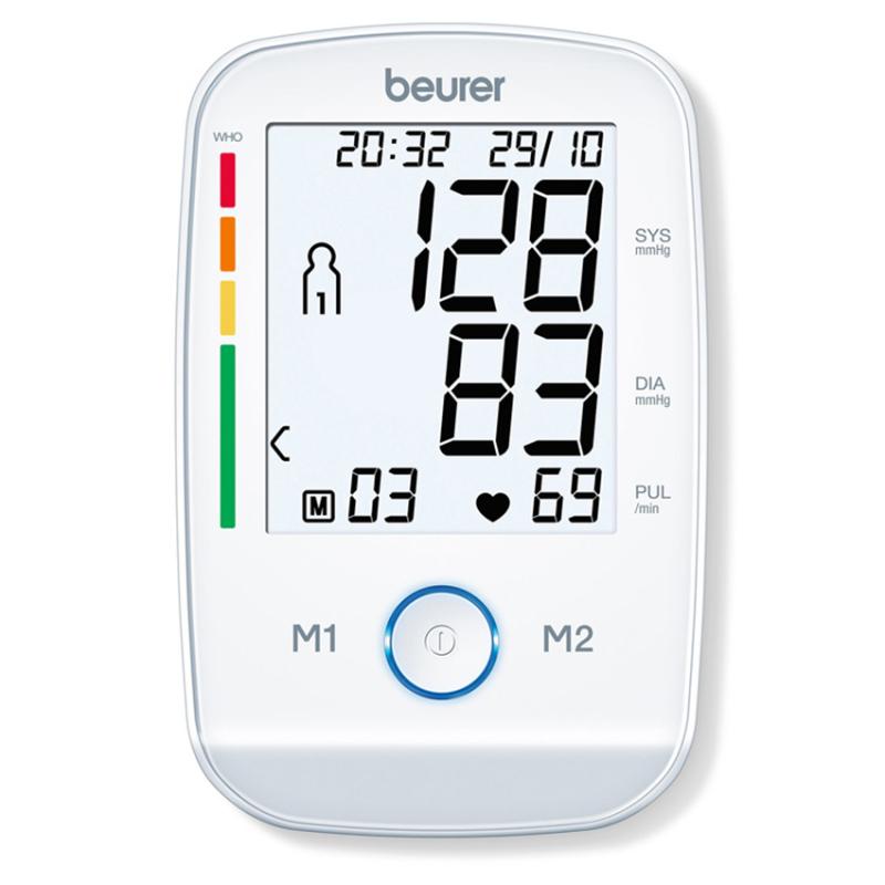 Nơi bán Máy đo huyết áp bắp tay Beurer BM45 (Trắng)