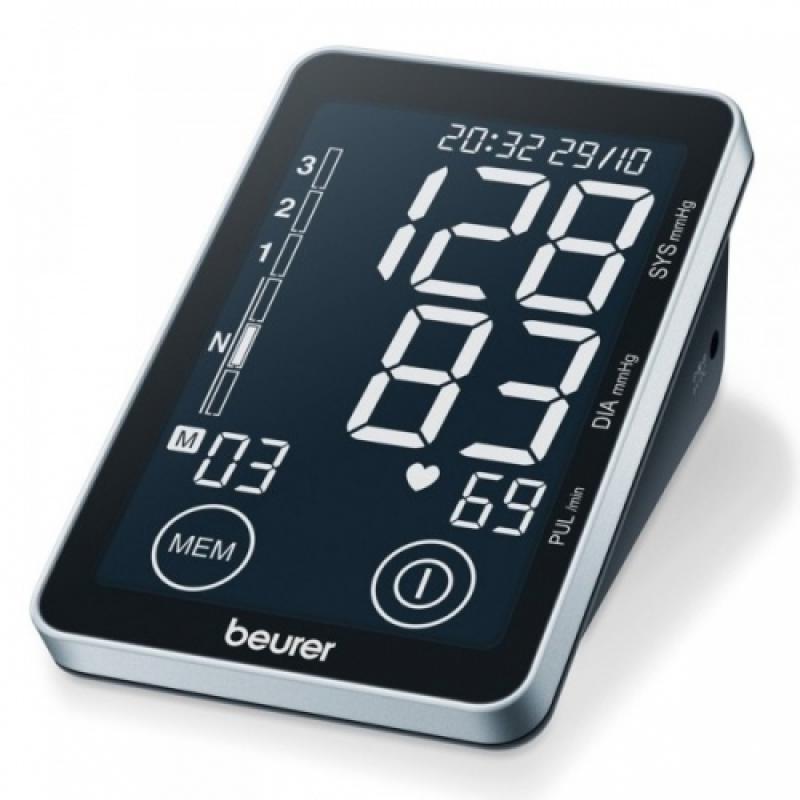 Nơi bán Máy đo huyết áp bắp tay cảm ứng Beurer BM58 (Đen)