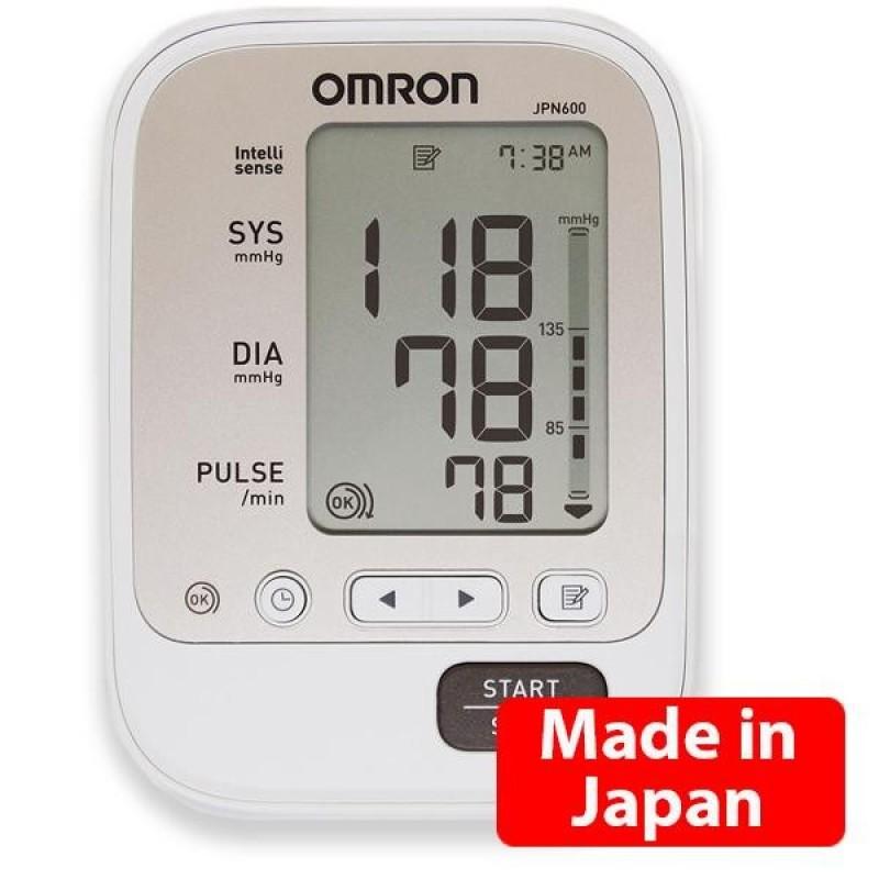 Nơi bán Máy đo huyết áp bắp tay cao cấp OMRON-JPN600 Made in Japan