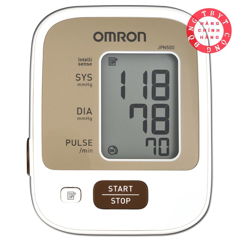 Nơi bán Máy đo huyết áp bắp tay JPN500 + Tặng dụng cụ lấy ráy tai có đèn led màu ngẫu nhiên
