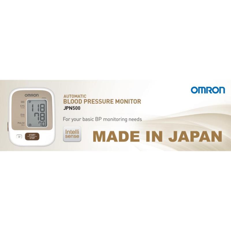 Nơi bán Máy đo huyết áp bắp tay JPN500 made In Japan