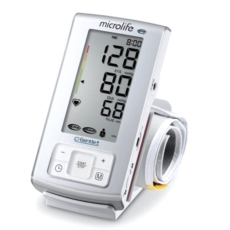 Nơi bán Máy đo huyết áp bắp tay Microlife A6 Basic (Trắng)