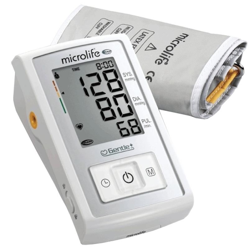 Nơi bán Máy đo huyết áp bắp tay Microlife BP A3 Basic Trắng