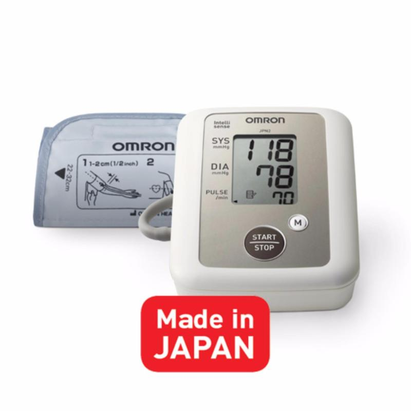 Nơi bán Máy đo huyết áp bắp tay Omron JPN2
