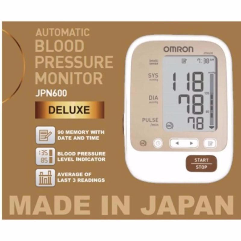 Nơi bán Máy Đo Huyết Áp Bắp Tay Omron Jpn600 Made In Japan